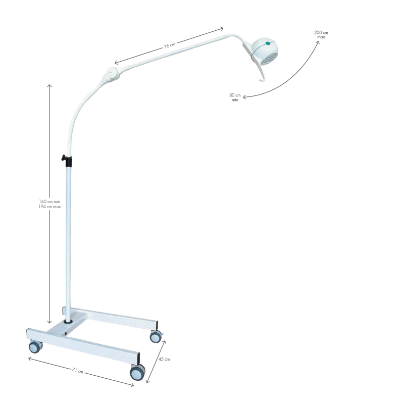 Bellon LED lamp