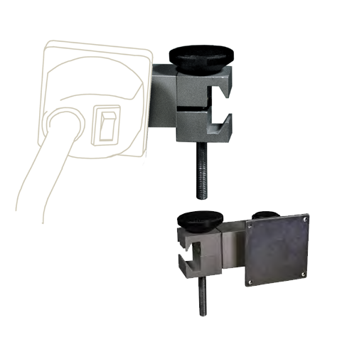 Fitting 5: Clamp for medical rail