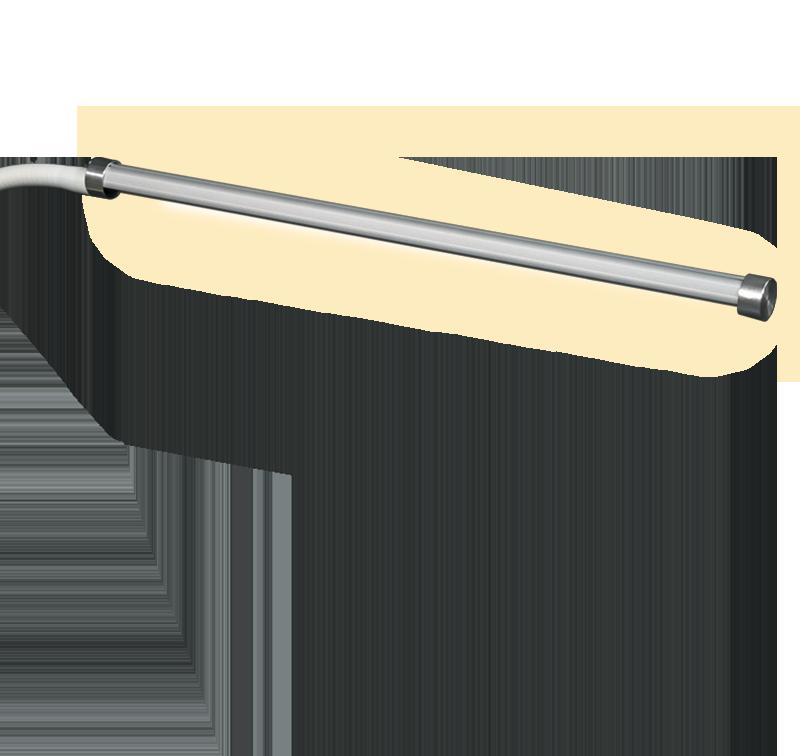 lina lampe medicale longiligne led éclairée