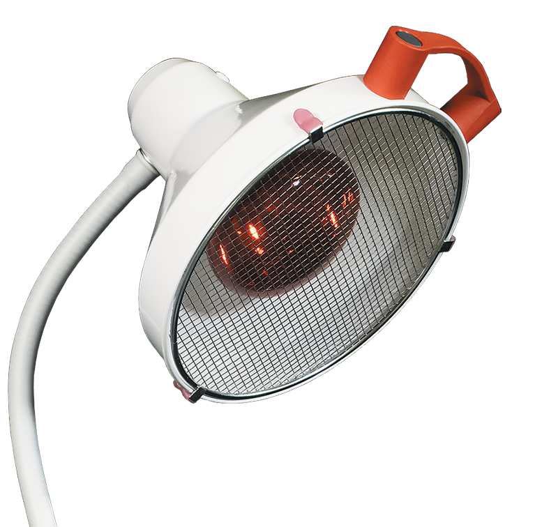 THERA infrared lamp for kine osteo and chiropractor